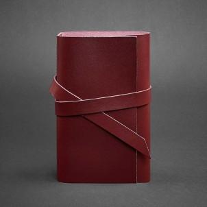 Кожаный софтбук 1.0 Виноград-1