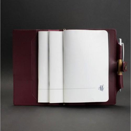 Кожаный софтбук 4.0 Виноград-3