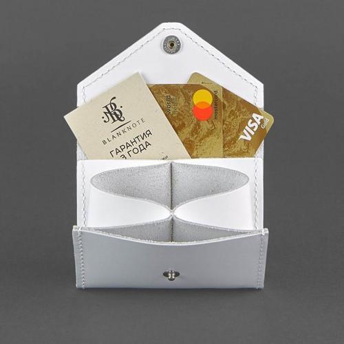 Кард кейс 3.0 (гармошка) Белый с мандалой-4