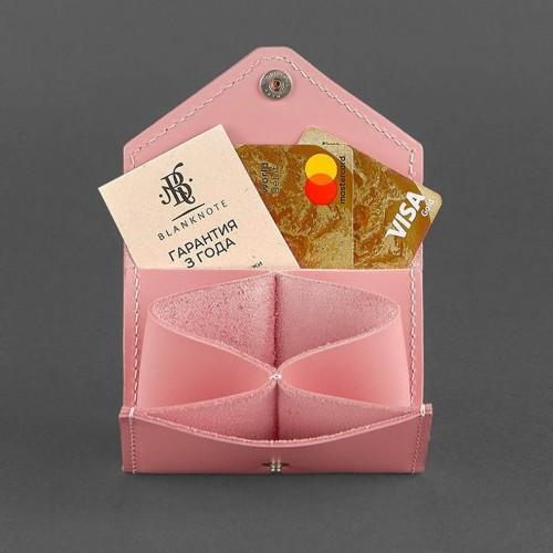 Кард кейс 3.0 (гармошка) Розовый с мандалой-4