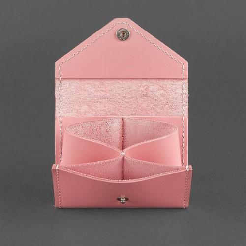 Кард кейс 3.0 (гармошка) Розовый с мандалой-3