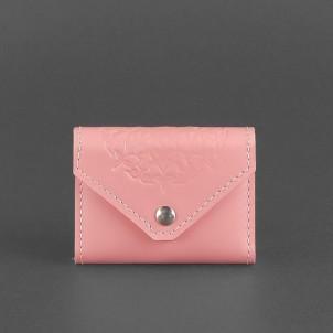 Кард кейс 3.0 (гармошка) Розовый с мандалой-1