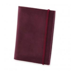 Кожаная обложка на паспорт 1.0 Виноград-1