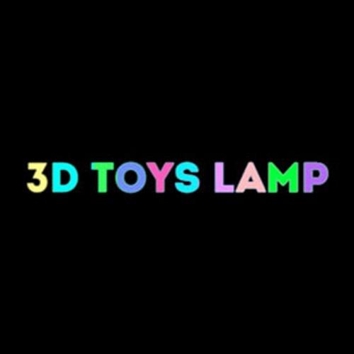 3D Toys Lamp