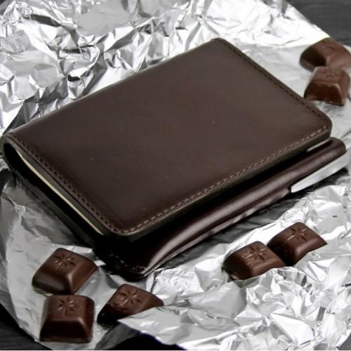 Портмоне 2.0 Шоколад-6