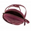 Кожаная сумка Бон-Бон Виноград-4
