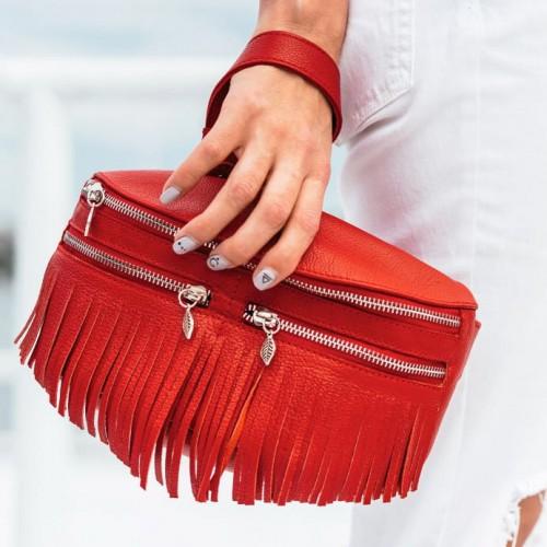 Напоясная сумка Spirit Рубин