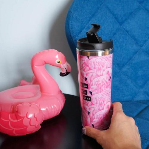"""Термокружка """"Фламинго"""" 380 мл.-2"""