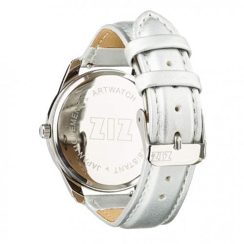Часы наручные Минимализм Металлик Серый Серебро + дополнительный ремешок-4