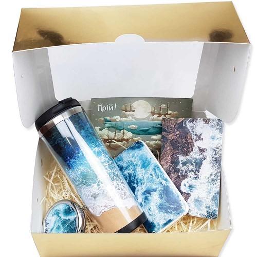 Подарочный набор молодежных аксессуаров ZIZ Океан-1