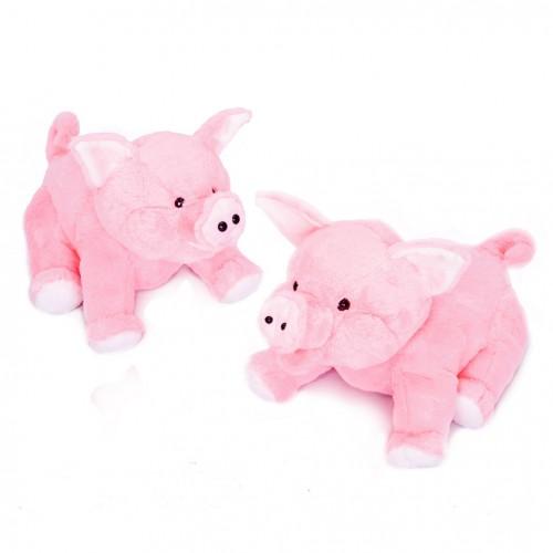 Плюшевая игрушка Свинка 43 см.-2