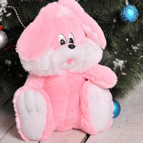 Плюшевый заяц Сашка 110 см.-1