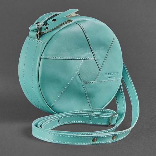 Женская кожаная сумочка Бон-бон Тиффани