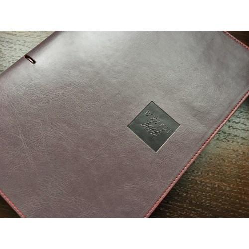 Блокнот-органайзер на кольцах BogushBook Бизнес Серый-6