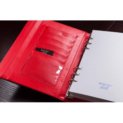 Блокнот-органайзер на кольцах BogushBook Демократ Стандарт-4
