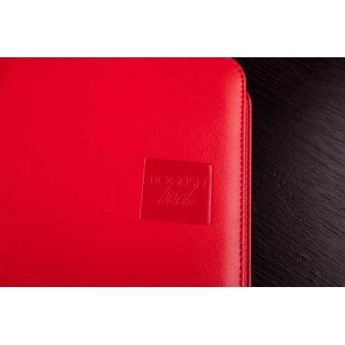 Блокнот-органайзер на кольцах BogushBook Лайт Красный-5