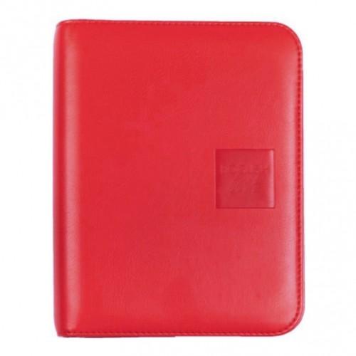 Блокнот-органайзер на кольцах BogushBook Лайт Красный-1