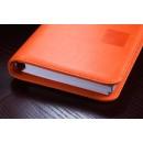 Имиджевый планировщик на кольцах BogushBook Лайт Оранжевый-5