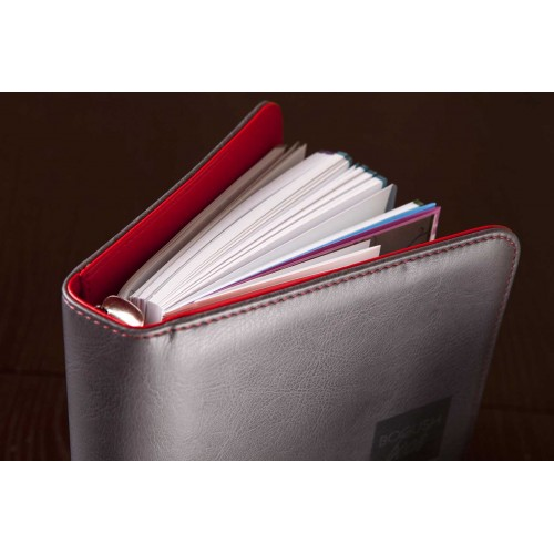 Блокнот-органайзер на кольцах BogushBook Лайт Стандарт-7
