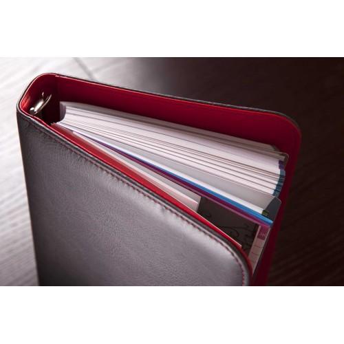 Блокнот-органайзер на кольцах BogushBook Лайт Стандарт-4