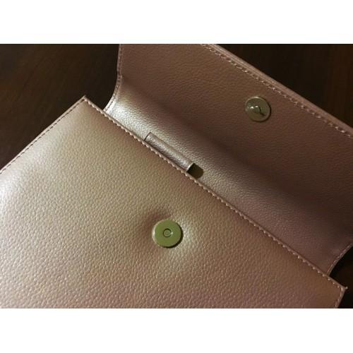 Кожаный блокнот-органайзер на кольцах BogushBook Престиж Шанель-2