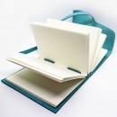 Кожаный блокнот ручной работы Comfy Strap формата A5 Tiffany-5