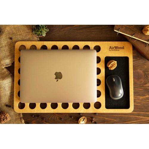 "Охлаждающая подставка для ноутбука ""AirDesk mini""-4"