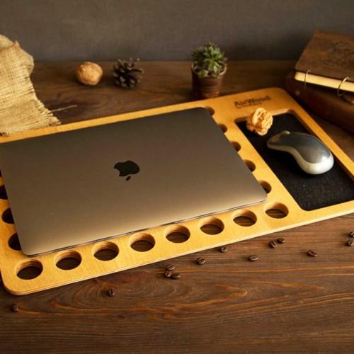 "Охлаждающая подставка для ноутбука ""AirDesk mini""-5"