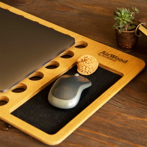 "Охлаждающая подставка для ноутбука ""AirDesk mini""-6"