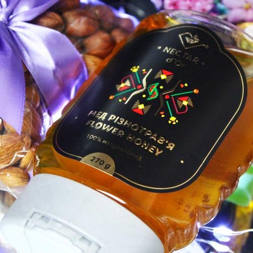 Подарунковий медово-чайний набір ►Lilac від Franklin-7