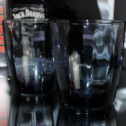 Дыловий подарунковий набір для чоловіків з віскі Jack Daniel's та стильними склянками Men's party ►FRANKLIN-4