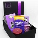 Жіночий подарунковий набір для релаксу lavender-3