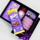 Жіночий подарунковий набір для релаксу lavender-4