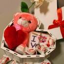 Подарунковий набір для коханої людини Only You-3