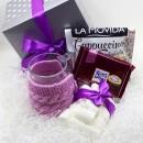 Cолодкий подарунковий набір Cappuccino-2
