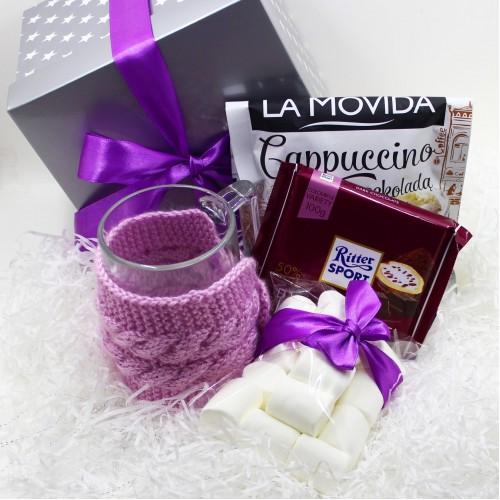 Жіночий подарунковий набір Cappuccino ▶FRANKLIN-2