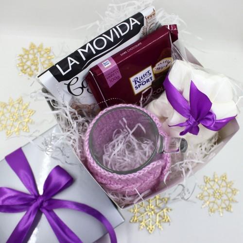 Жіночий подарунковий набір Cappuccino ▶FRANKLIN-3