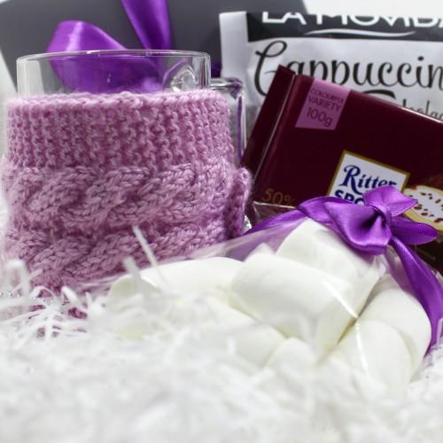 Жіночий подарунковий набір Cappuccino ▶FRANKLIN-4