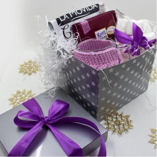 Жіночий подарунковий набір Cappuccino ▶FRANKLIN-5