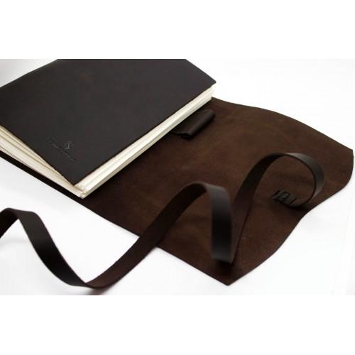 Подарочный набор кожаных аксессуаров One Style Chocolate ►FRANKLIN-7