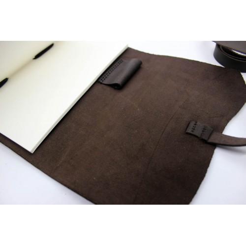 Подарочный набор кожаных аксессуаров One Style Chocolate ► Franklin-10