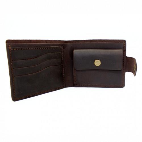 Подарочный набор кожаных аксессуаров One Style Chocolate ►FRANKLIN-3