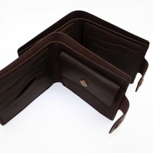Подарочный набор кожаных аксессуаров One Style Chocolate ►FRANKLIN-8