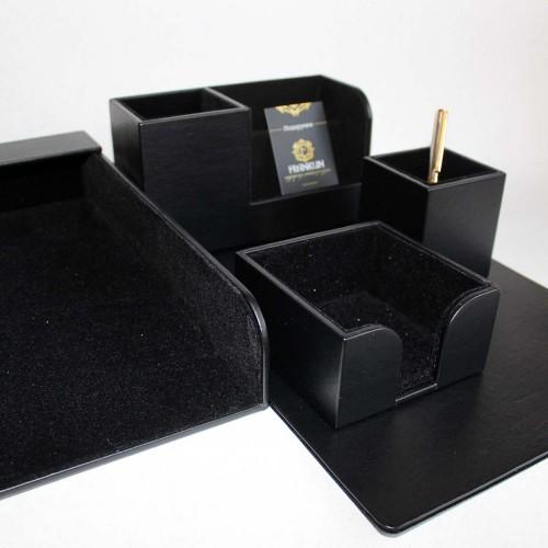 Офисный настольный подарочный набор для мужчин Onyx ►FRANKLIN-3