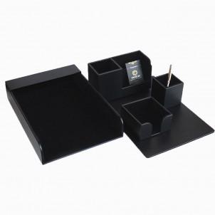 Офисный настольный подарочный набор для мужчин Onyx ►FRANKLIN-1