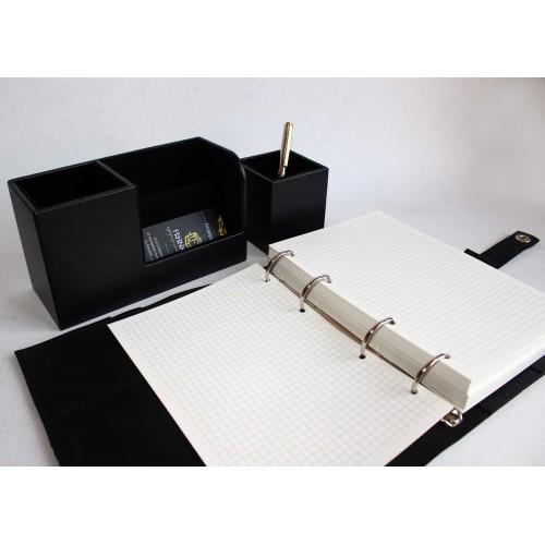 Офисный настольный подарочный набор для мужчин Onyx ►FRANKLIN-4