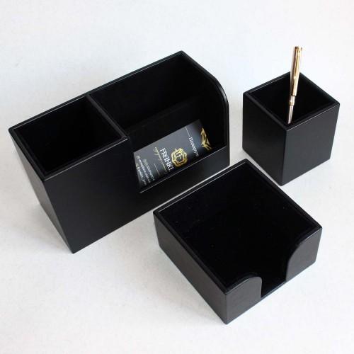 Офисный настольный подарочный набор для мужчин Onyx ►FRANKLIN-6