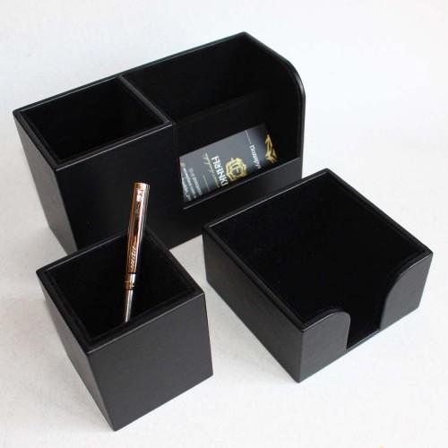 Офисный настольный подарочный набор для мужчин Onyx ►FRANKLIN-5