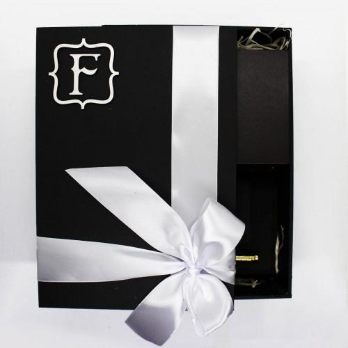 Мужской подарочный набор с боксом для часов Time is money ►FRANKLIN-7