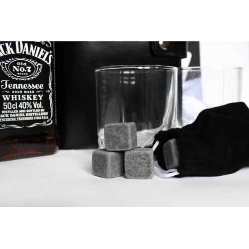 Деловой подарочный набор для мужчин с кожаным блок...-3
